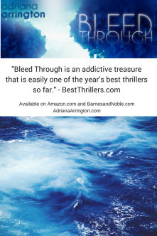 Bleed Through Waves