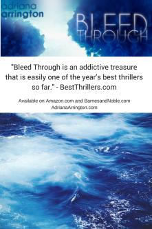 Bleed Through Waves